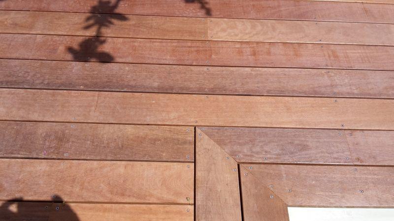 Création d\'une terrasse bois d\'Itauba autour d\'une piscine à Lançon ...
