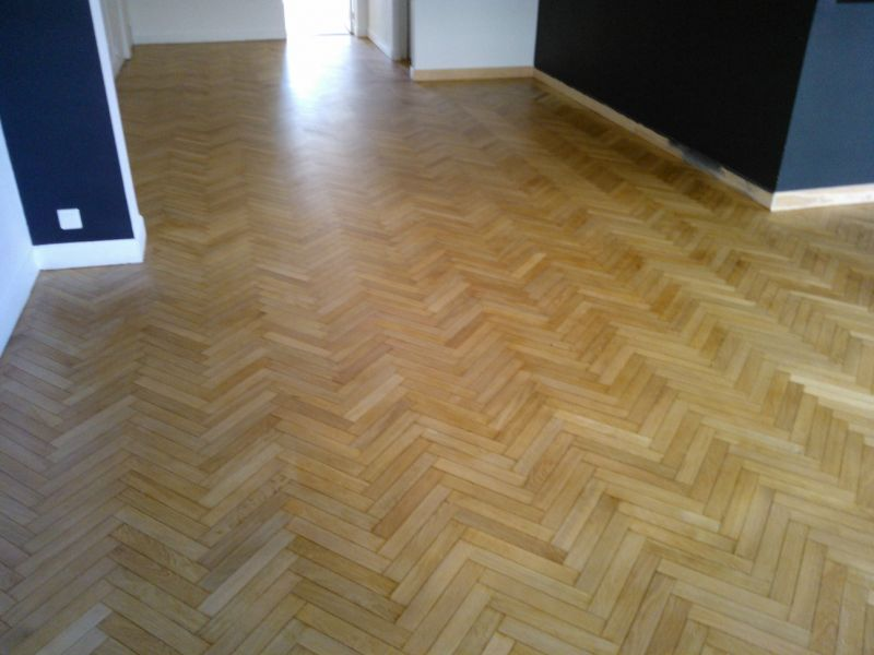 R novation et r paration d 39 un parquet ancien en ch ne - Renovation parquet ancien ...