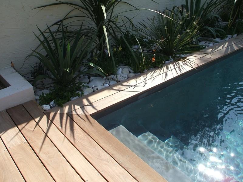 Entourage de piscine en bois ip marseille pour une - Entourage de piscine ...
