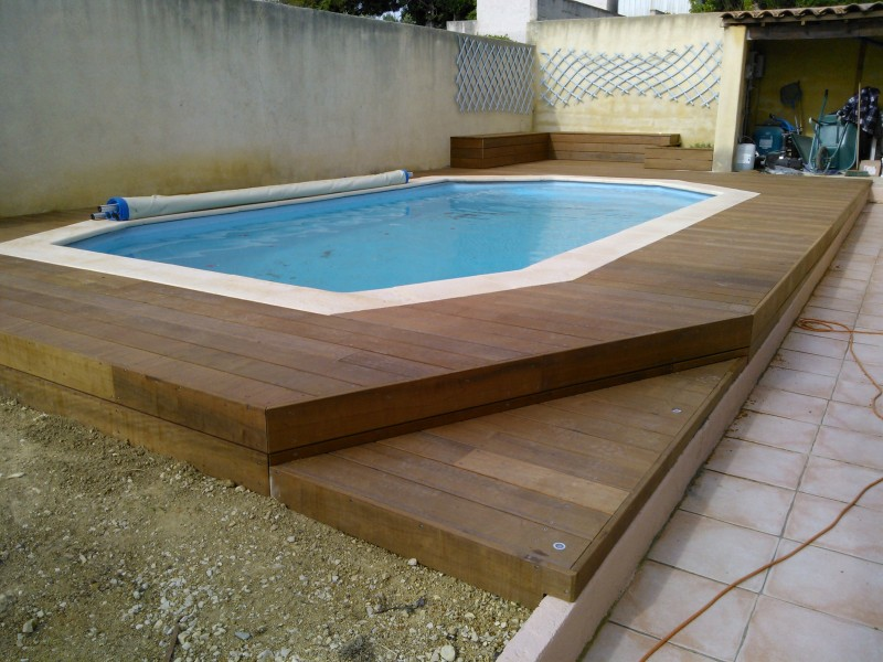 tour de piscine en itauba sur vitrolles patrice meynier. Black Bedroom Furniture Sets. Home Design Ideas
